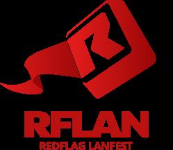 RFLAN Logo Centred